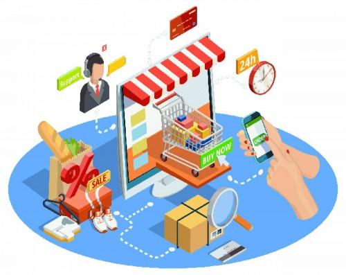 Best e-Commerce Solution – Ecommerce website Web Development
