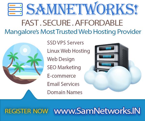 Cloud Shared Hosting - Sam Networks India