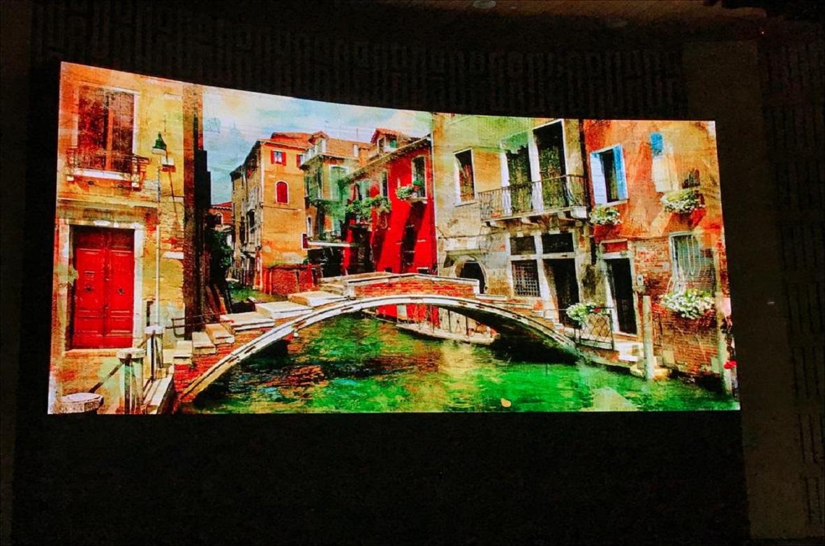 Lexa Stream: LED Video Wall Company