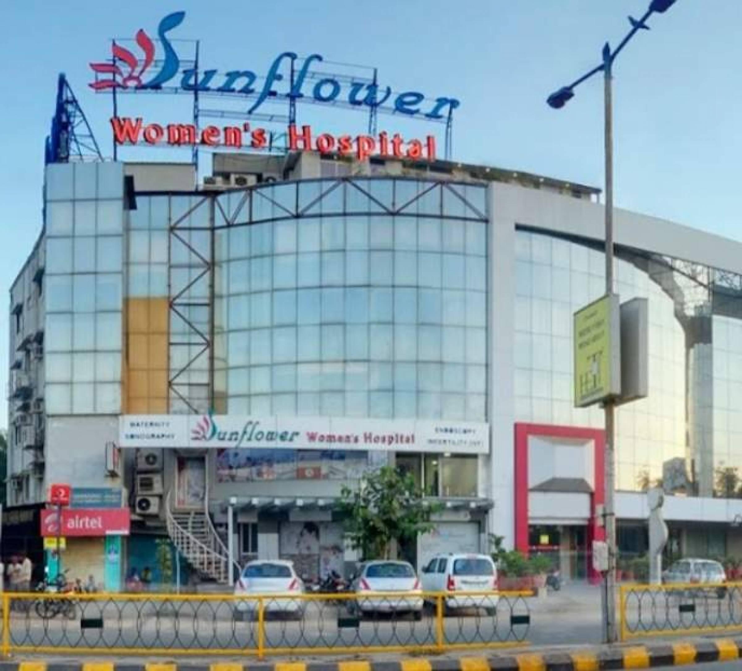 Best Gynae Hospital in Ahmedabad India