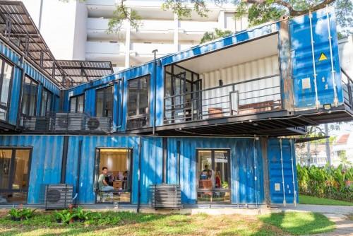 GGR Enterprises  -Porta Cabin Office in India