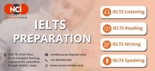 Career Nimble - Ielts Institute Jalandhar