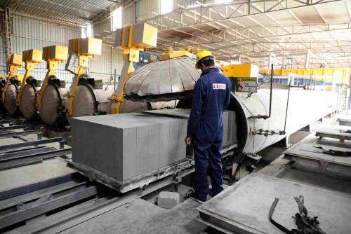 Lightweight | Aac blocks Manufacturer in Karnataka India - Coneccconcrete