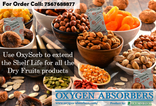 Best Quality Oxygen Absorber Supplier in india