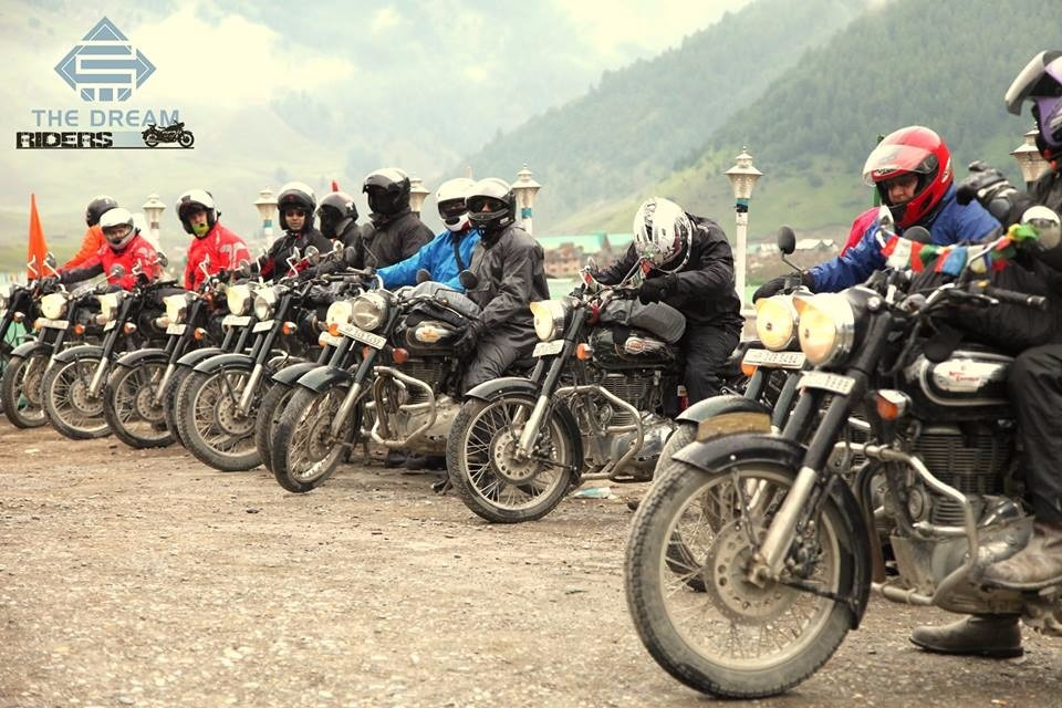 The Dream Riders Group