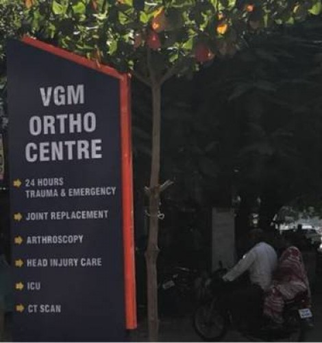 VGM Bone and Joint hospital coimbatore - vgmorthocentre.com