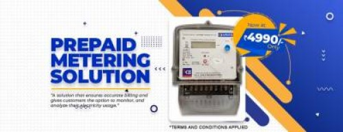 Smart metering solution for Your Building and Society