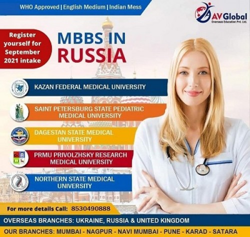 Study MBBS in Russia at Affordable Price