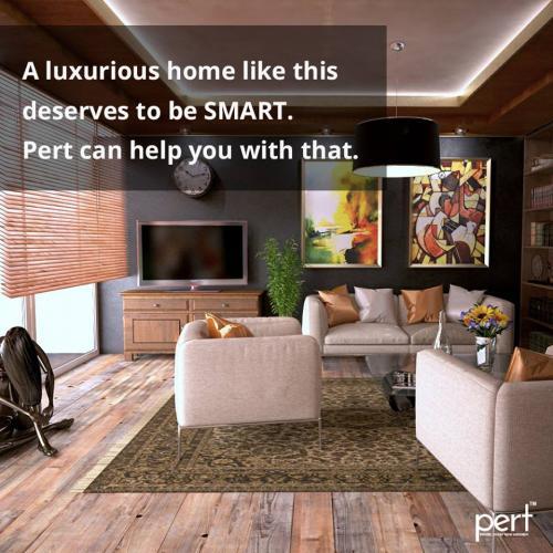 Pert Home Automation Mumbai