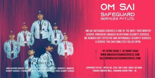 Security Guard Services in Mumbai | Om Sai Safeguard Services